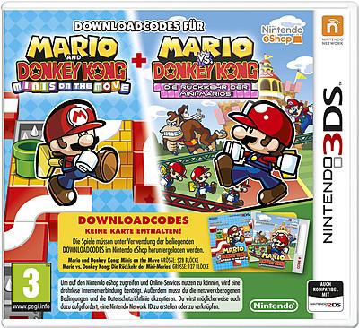 Einfach und sicher online bestellen: Mario and Donkey Kong (AT-PEGI) in Österreich kaufen.