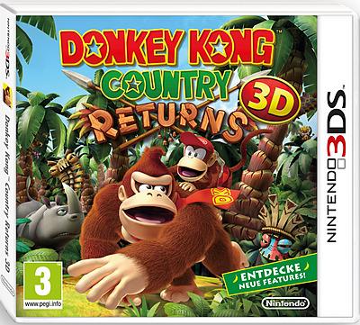 Einfach und sicher online bestellen: Donkey Kong Country Returns (AT-PEGI) in Österreich kaufen.
