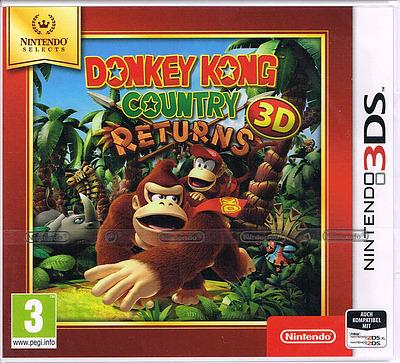 Einfach und sicher online bestellen: Donkey Kong Country Returns Selects (AT-PEGI) in Österreich kaufen.