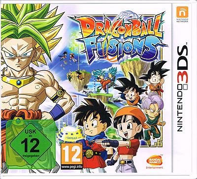 Einfach und sicher online bestellen: Dragon Ball Fusions in Österreich kaufen.