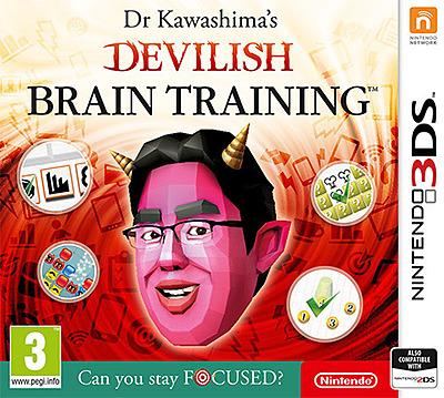Einfach und sicher online bestellen: Dr. Kawashimas diabolisches Gehirn-Jogging (AT) in Österreich kaufen.