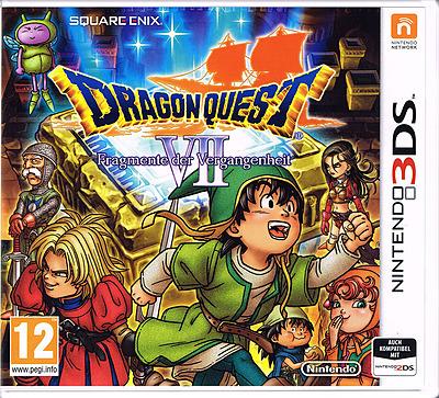 Einfach und sicher online bestellen: Dragon Quest VII: Fragmente der Vergangenheit (AT) in Österreich kaufen.