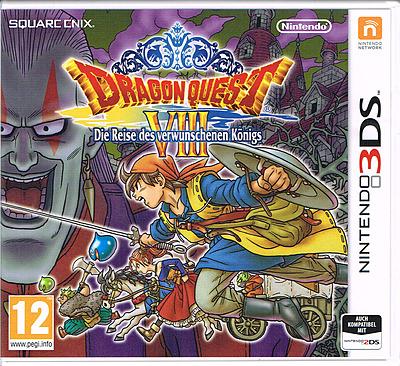 Einfach und sicher online bestellen: Dragon Quest 8: Die Reise des verwunschenen Königs in Österreich kaufen.
