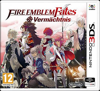 Einfach und sicher online bestellen: Fire Emblem Fates: Vermächtnis (AT-PEGI) in Österreich kaufen.
