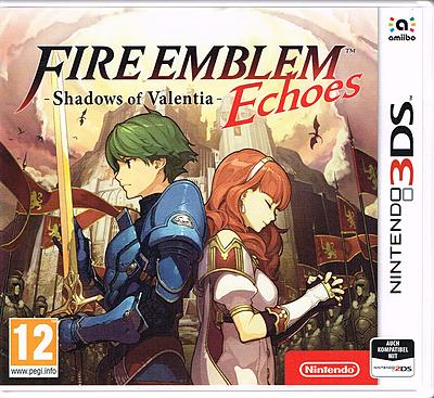 Einfach und sicher online bestellen: Fire Emblem Echoes: Shadows of Valentia (AT-PEGI) in Österreich kaufen.