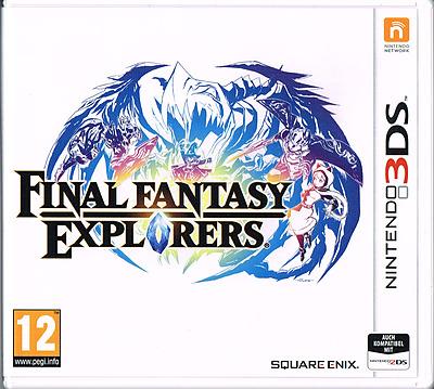 Einfach und sicher online bestellen: Final Fantasy Explorers in Österreich kaufen.