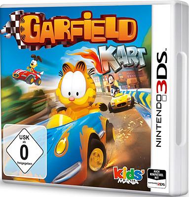 Einfach und sicher online bestellen: Garfield Kart in Österreich kaufen.