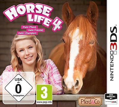 Einfach und sicher online bestellen: Horse Life 4: Mein Pferd, mein Freund in Österreich kaufen.