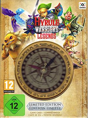 Einfach und sicher online bestellen: Hyrule Warriors Legends Limited Edition in Österreich kaufen.