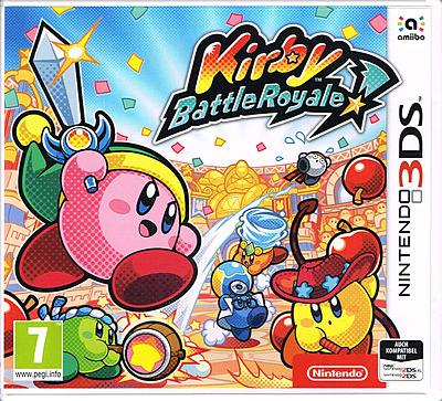 Einfach und sicher online bestellen: Kirby Battle Royale (AT-PEGI) in Österreich kaufen.