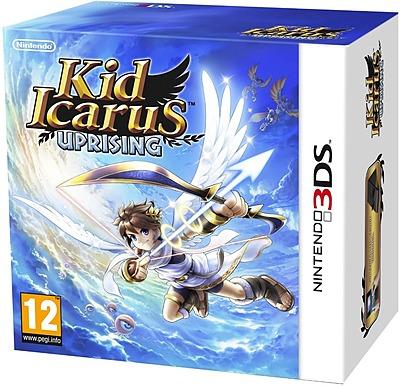 Einfach und sicher online bestellen: Kid Icarus: Uprising (EU-Import) in Österreich kaufen.