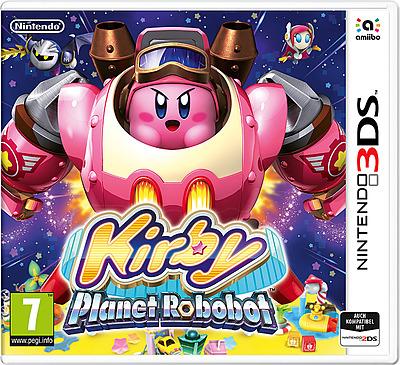 Einfach und sicher online bestellen: Kirby: Planet Robobot (AT-PEGI) in Österreich kaufen.