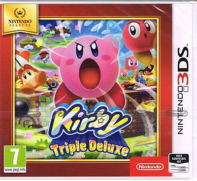 Einfach und sicher online bestellen: Kirby Triple Deluxe Selects (AT-PEGI) in Österreich kaufen.