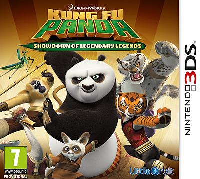 Einfach und sicher online bestellen: Kung Fu Panda: Showdown der Legenden in Österreich kaufen.