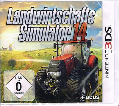 Einfach und sicher online bestellen: Landwirtschafts-Simulator 2014 in Österreich kaufen.