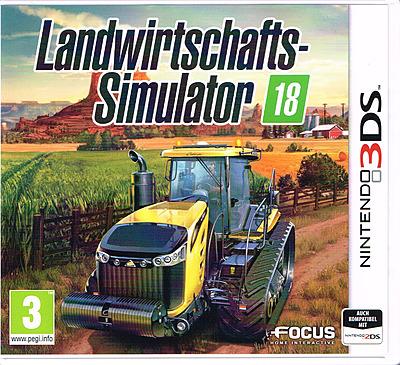 Einfach und sicher online bestellen: Landwirtschafts-Simulator 18 (AT-PEGI) in Österreich kaufen.