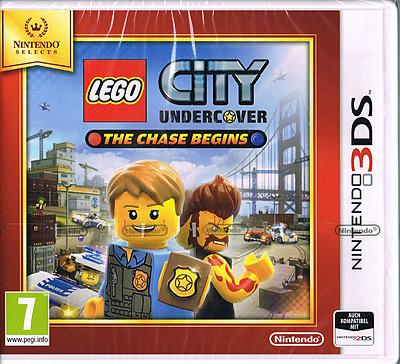 Einfach und sicher online bestellen: LEGO City: Undercover - The Chase Begins (AT-PEGI) in Österreich kaufen.