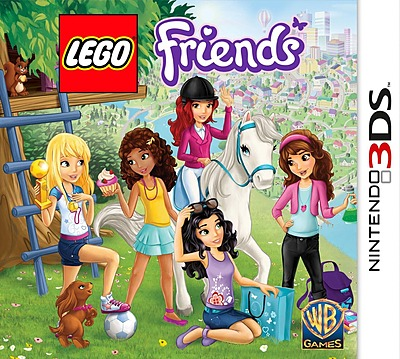 Einfach und sicher online bestellen: LEGO Friends in Österreich kaufen.