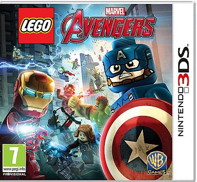 Einfach und sicher online bestellen: LEGO Marvel Avengers (AT-PEGI) in Österreich kaufen.