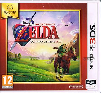 Einfach und sicher online bestellen: The Legend of Zelda: Ocarina of Time 3D (AT-PEGI) in Österreich kaufen.