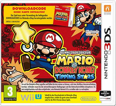 Einfach und sicher online bestellen: Mario vs. Donkey Kong Tipping Stars (AT-PEGI) in Österreich kaufen.