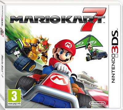 Einfach und sicher online bestellen: Mario Kart 7 (AT-PEGI) in Österreich kaufen.