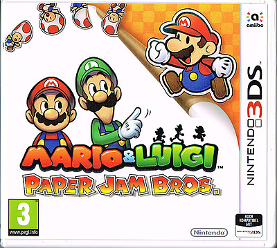 Einfach und sicher online bestellen: Mario & Luigi: Paper Jam Bros. (AT-PEGI) in Österreich kaufen.