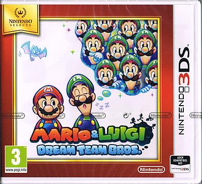 Einfach und sicher online bestellen: Mario & Luigi: Dream Team Bros. Selects (AT-PEGI) in Österreich kaufen.