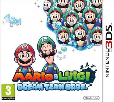 Einfach und sicher online bestellen: Mario & Luigi: Dream Team Bros. (PEGI) in Österreich kaufen.