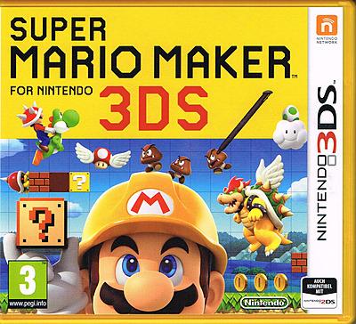 Einfach und sicher online bestellen: Super Mario Maker (AT-PEGI) in Österreich kaufen.