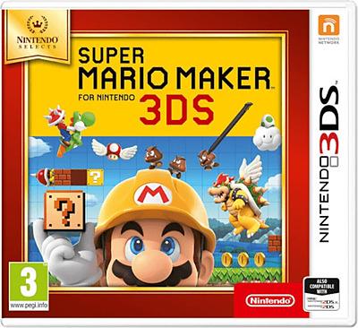 Einfach und sicher online bestellen: Super Mario Maker Selects (AT-PEGI) in Österreich kaufen.