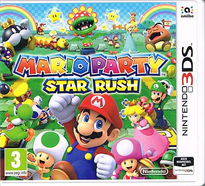 Einfach und sicher online bestellen: Mario Party: Star Rush (AT-PEGI) in Österreich kaufen.
