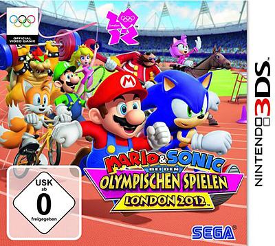 Einfach und sicher online bestellen: Mario & Sonic bei den Olympischen Spielen in Österreich kaufen.