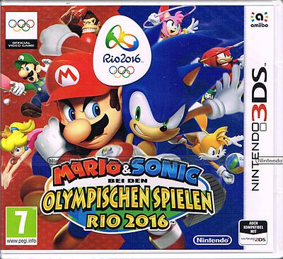 Einfach und sicher online bestellen: Mario & Sonic at the Rio 2016 Olympic Games in Österreich kaufen.
