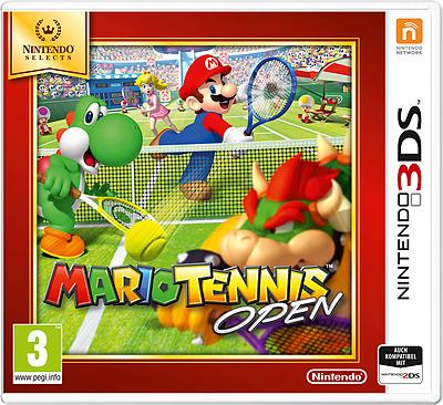 Einfach und sicher online bestellen: Mario Tennis Open Selects (AT-PEGI) in Österreich kaufen.
