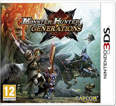 Einfach und sicher online bestellen: Monster Hunter Generations (AT-PEGI) in Österreich kaufen.