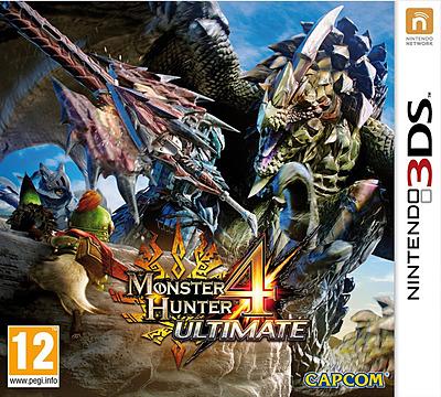 Einfach und sicher online bestellen: Monster Hunter 4 Ultimate (AT-PEGI) in Österreich kaufen.