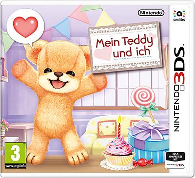Einfach und sicher online bestellen: Mein Teddy und Ich (AT-PEGI) in Österreich kaufen.