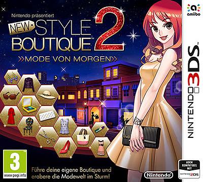 Einfach und sicher online bestellen: New Style Boutique 2 - Mode von morgen (AT-PEGI) in Österreich kaufen.