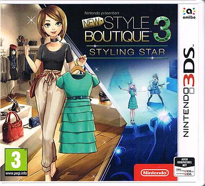 Einfach und sicher online bestellen: New Style Boutique 3 - Styling Star (AT-PEGI) in Österreich kaufen.