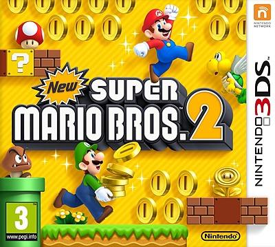 Einfach und sicher online bestellen: New Super Mario Bros. 2 (AT-PEGI) in Österreich kaufen.