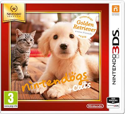Einfach und sicher online bestellen: Nintendogs + Cats Golden Retriever (AT-PEGI) in Österreich kaufen.