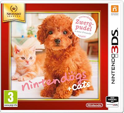 Einfach und sicher online bestellen: Nintendogs + Cats Zwergpudel Selects (AT-PEGI) in Österreich kaufen.