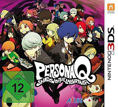 Einfach und sicher online bestellen: Persona Q - Shadow of the Labyrinth in Österreich kaufen.