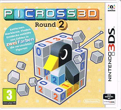 Einfach und sicher online bestellen: Picross 3D: Round 2 (AT-PEGI) in Österreich kaufen.