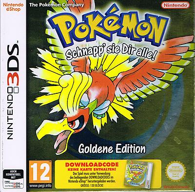 Einfach und sicher online bestellen: Pokemon Gold (AT-PEGI) in Österreich kaufen.