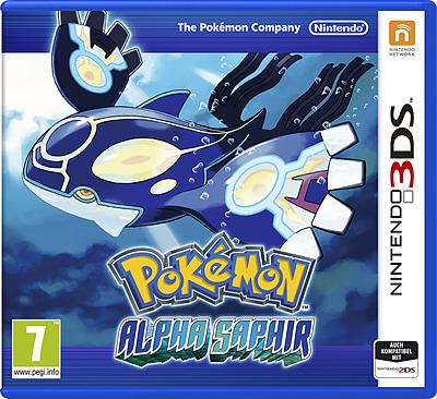 Einfach und sicher online bestellen: Pokemon Alpha Saphir (PEGI) in Österreich kaufen.