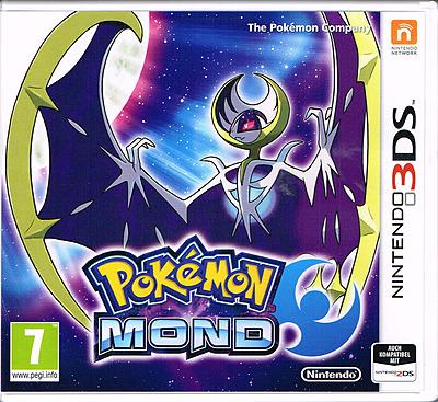 Einfach und sicher online bestellen: Pokemon Mond (AT-PEGI) in Österreich kaufen.