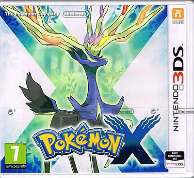 Einfach und sicher online bestellen: Pokemon X (AT-PEGI) in Österreich kaufen.