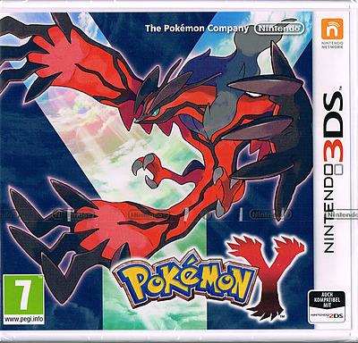 Einfach und sicher online bestellen: Pokemon Y (AT-PEGI) in Österreich kaufen.
